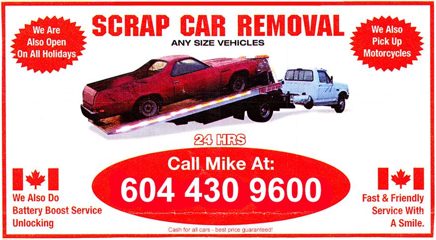 best cash for junk cars