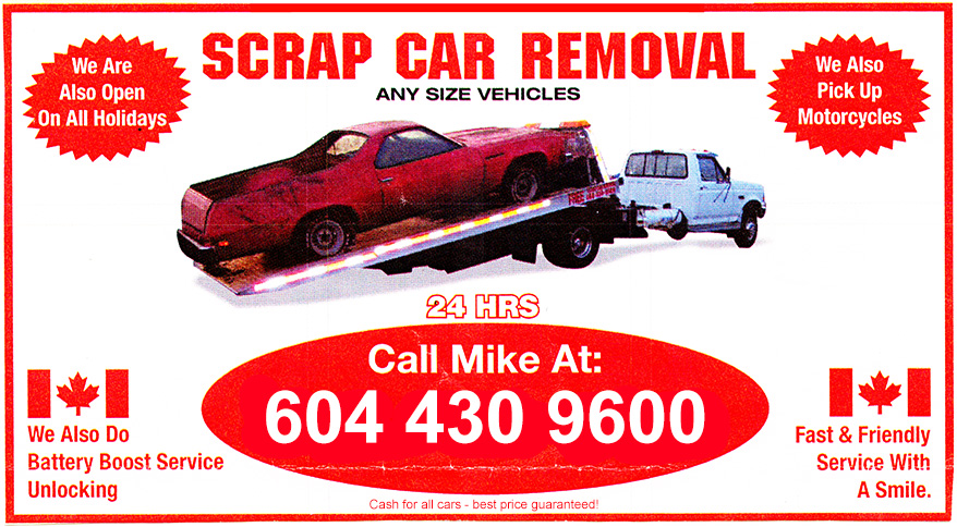 best cash for junk cars